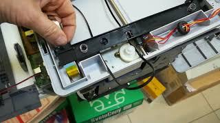 repair samsung SCX 4200 ремонт сканера