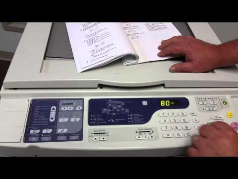 Riso mz 770 user manual. Riso 2-color print getting pdf artwork.