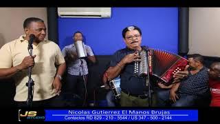 Nicolas Gutierrez Mi Mujer De Oro En Vivo JS Studio