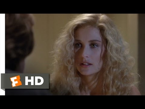 The Butcher's Wife (6/8) Movie CLIP - Countertransference (1991) HD