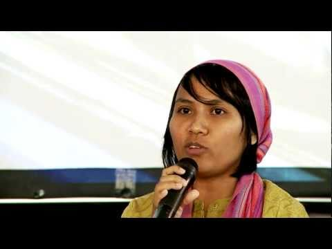 TEDxUbud - Lian Gogali - Indonesian Women's Empowerment in a Post-Conflict Society