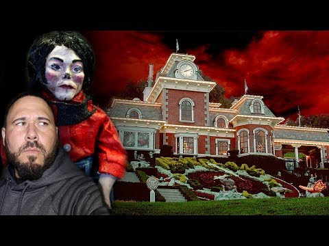 Michael Jackson's Ghost Speaks To Me At The Neverland Ranch