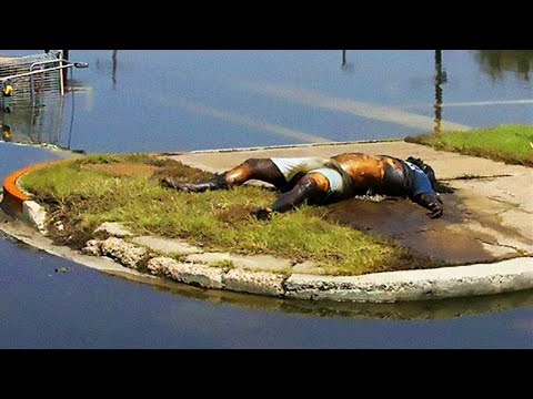 Hurricane Katrina Resorations New Orleans Documentary. Cox Communications Workers