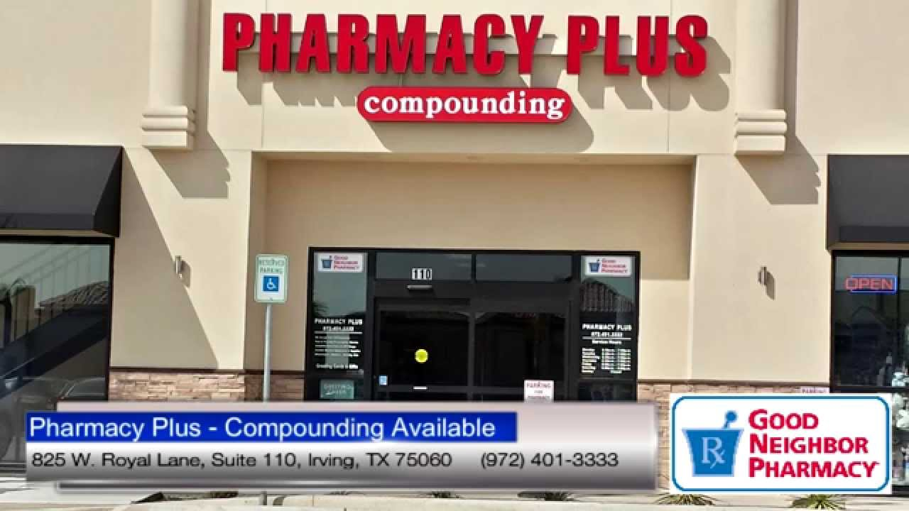 Visit Your Local Pharmacy Plus Store!