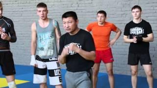 Мастер класс Юрия Арбачакова в ФСБЕ