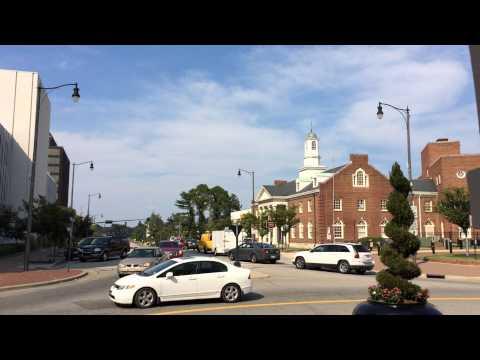 Historic Town of Fayetteville North Carolina
