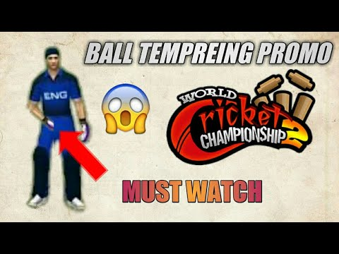 Wcc2 new promo!!wcc2 ball tempering promo!!  My Edit