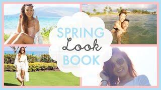 Spring Lookbook | Hawaii | ilikeweylie