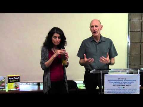 "Cherie Soria and Dan Ladermann - ""Is Vegan Enough to Ensure Good Health?"