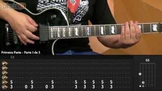 Ace Of Spades - Motörhead (aula de guitarra)