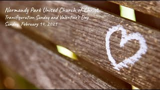 NPUCC Worship for Sunday, February 14th, 2021