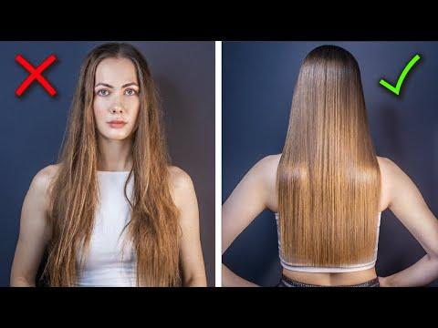 🤫Mein Geheimnis für DAUERHAFT seidenglatte Haare