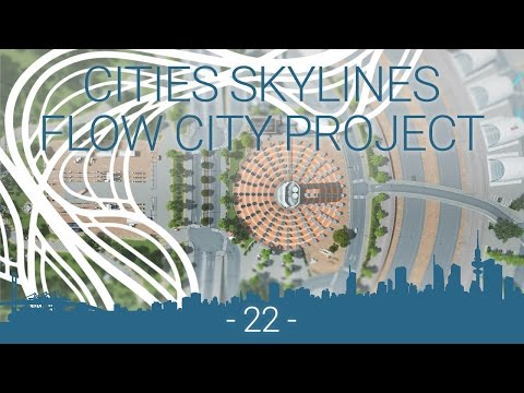 Cities: Skylines - EP 22 - solar power design
