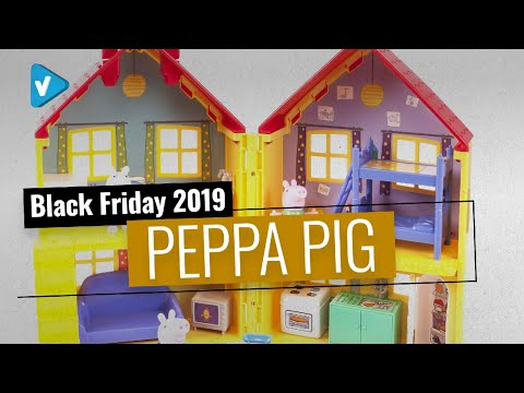 Save Big On Peppa Pig Toys & Games Now On Amazon Black Friday / Cyber Monday 2019