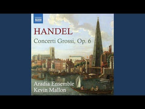 Concerto Grosso In D Major, Op. 6, No. 5, HWV 323*: IV. Largo -