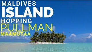 Stuck On A Maldives  Deserted Island For The Day 4k Pullman #maldives Vlog#4