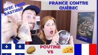 BATAILLE CULINAIRE FRANCE vs QUÉBEC AVEC FRED BASTIEN