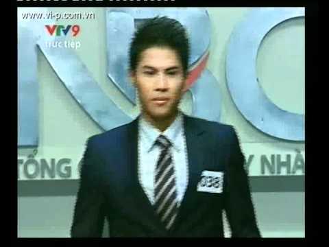 Mister Việt Nam 2010 - Chung kết (Trang phục dạ tiệc)