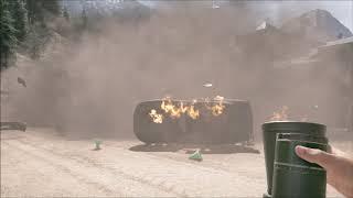 파크라이5 민간인 킬 역관광시키기!!ㅋㅋㅋㅋㅋ