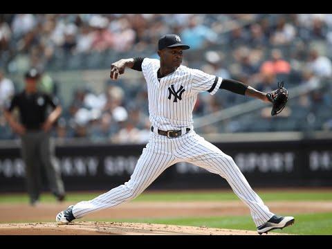 Yankees' Aaron Boone on Domingo German incident