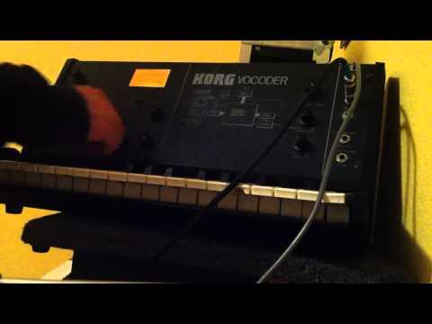Korg VC10 Analog Vocoder
