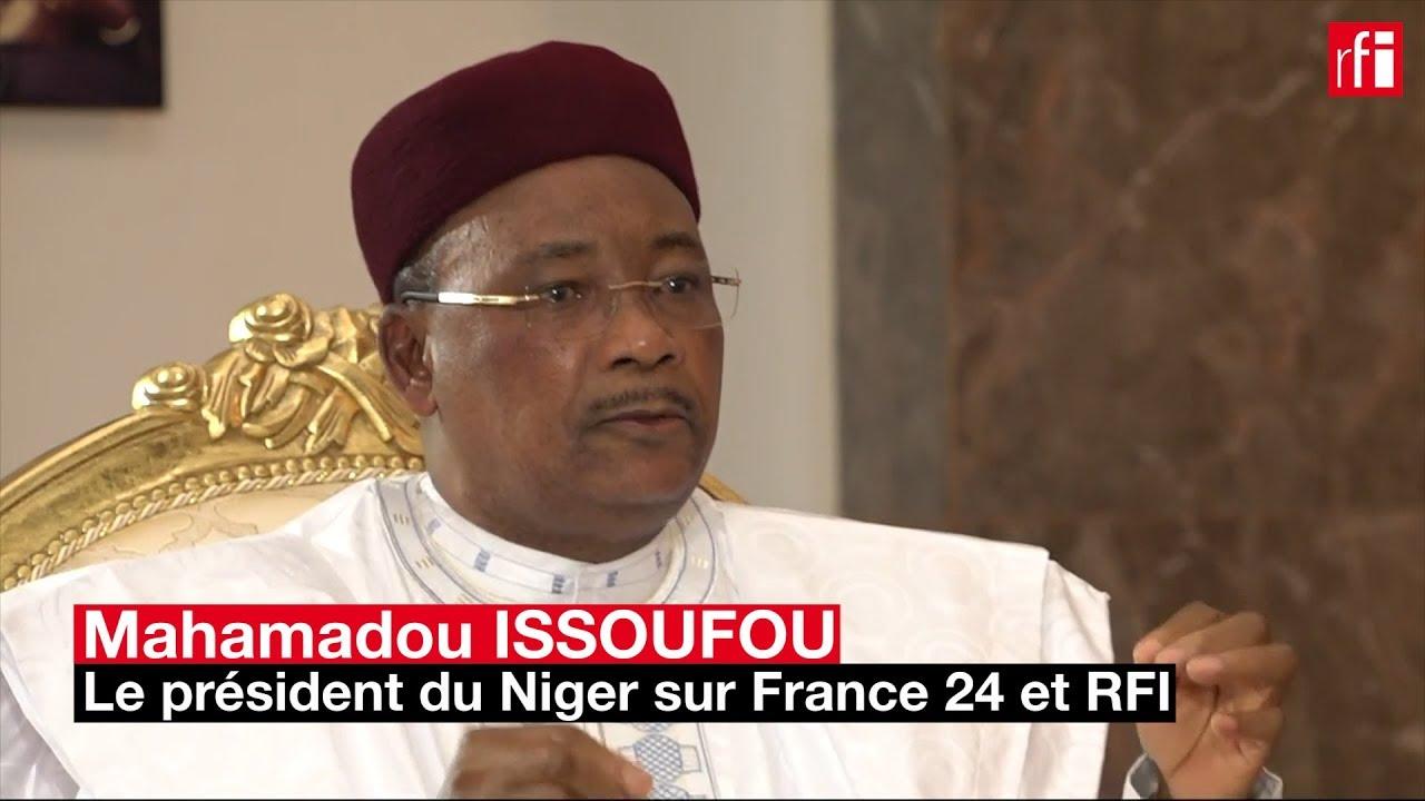 Mahamadou Issoufou, président du Niger : le terrorisme au Sahel, une
