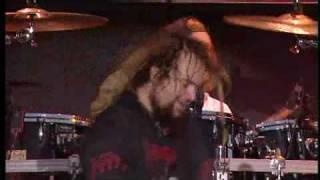 Cavalera Conspiracy - Troops of Doom (Igor Jr. on drums) Graspop 2008
