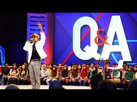 YOUNG LEX - Nyeselkan (Live @ Q&A Metro TV)