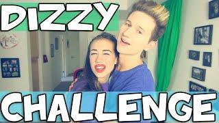 DIZZY CHALLENGE W/ MIRANDA SINGS | RICKY DILLON