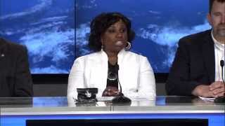NASA News Conference Highlights SpaceX 3 Science and Technology Cargo