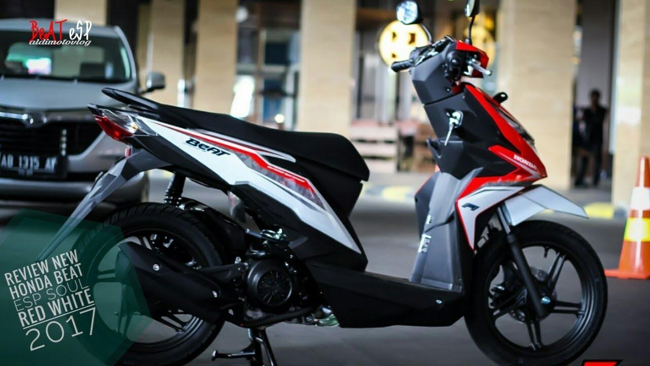 Honda Beat Sporty Cbs Iss Soul Red White Daftar Harga Terkini Dan New Vario 110 Esp Grande Depok All