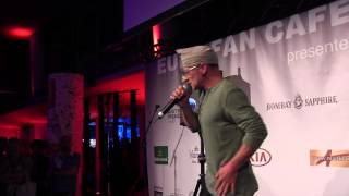 ESCKAZ in Vienna: Thomas Forstner - The Reason (at Eurofancafe)