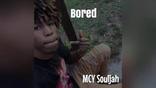 """MCY Modd """"Bored"""" ft MCY Souljah (Official Audio)"""