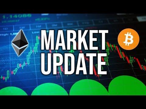 Cryptocurrency Market Update Dec 23rd 2018 - Stocks Crash, Crypto Rallies
