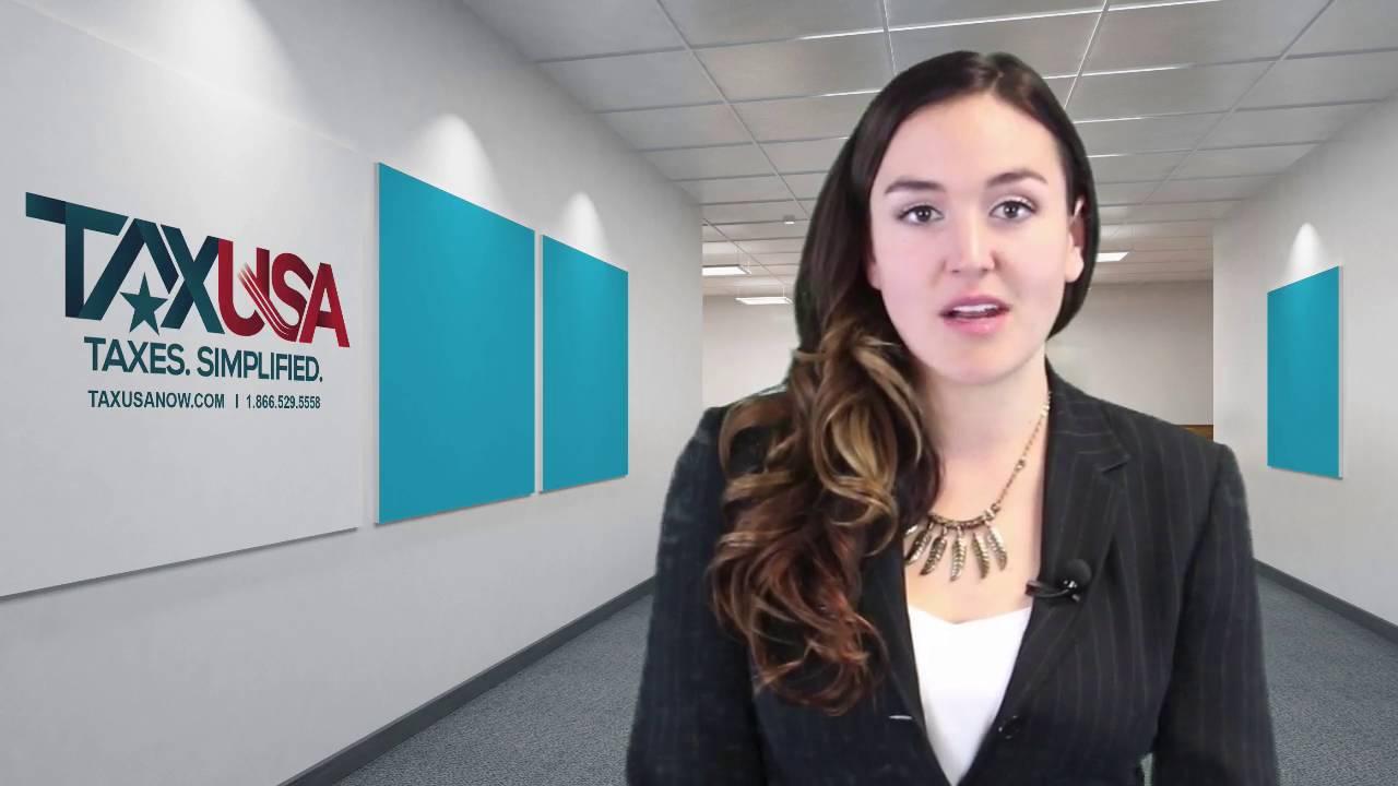 TAX USA INFORMATIVE VIDEO