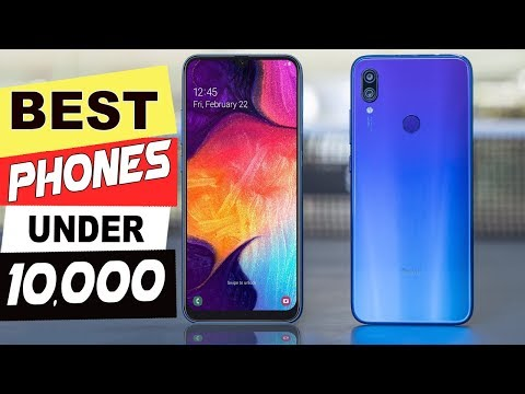 TOP 10 Best Smartphone Under 10000 In India 2019