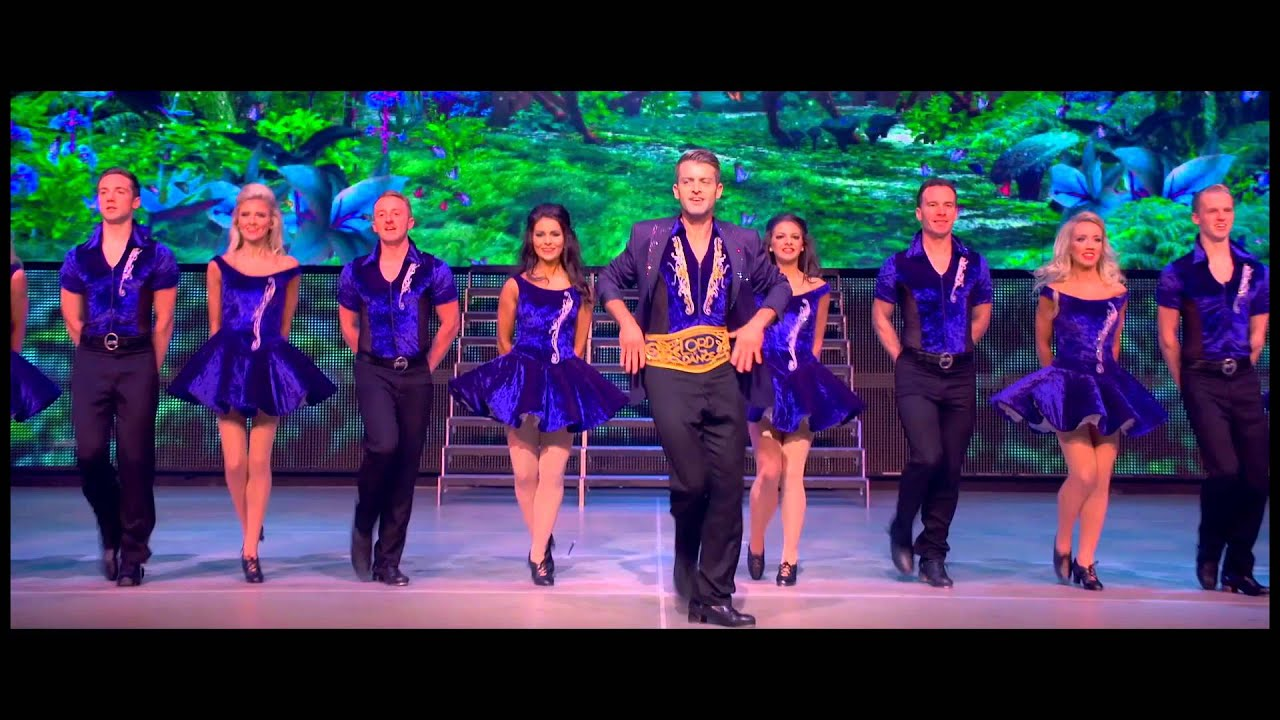 Lord Of The Dance: Dangerous Games 2017 - YouTube