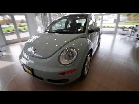 2010 Volkswagen New Beetle Coupe FINAL EDITION (stk# P2835 ) for sale Trend Motors VW Rockaway, NJ
