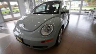 Volkswagen New Beetle 2010 Videos