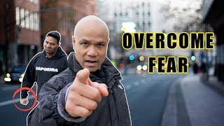 How to overcome fear in Street fight | With Dr Jon Xue Zhang PhD