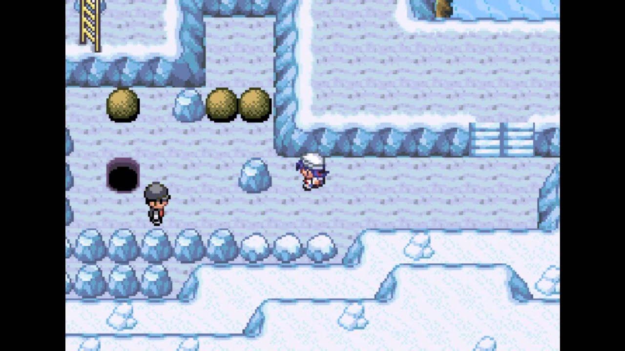 pokemon liquid crystal mt silver walkthrough