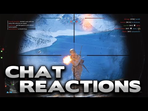 "Battlefield 5 ""WTF 180 no look shotgun from across the map kill"" - Chat Reactions thumbnail"