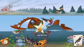 Super Dynamite Fishing Gameplay screenshot 5