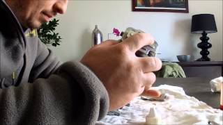 Application pâte à joint sur ZENOAH G290rc