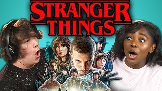 Repeat youtube video COLLEGE KIDS REACT TO STRANGER THINGS
