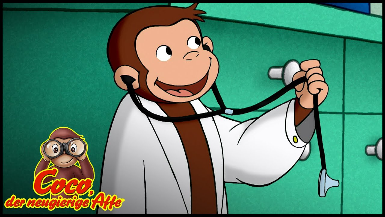 Download Coco der Neugierige   Pflege-Affe   Cartoons für Kinder