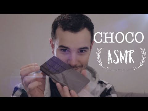 ASMR le CHOCOLAT ✨🍫 🍫 ✨