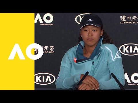 Naomi Osaka press conference (SF) | Australian Open 2019