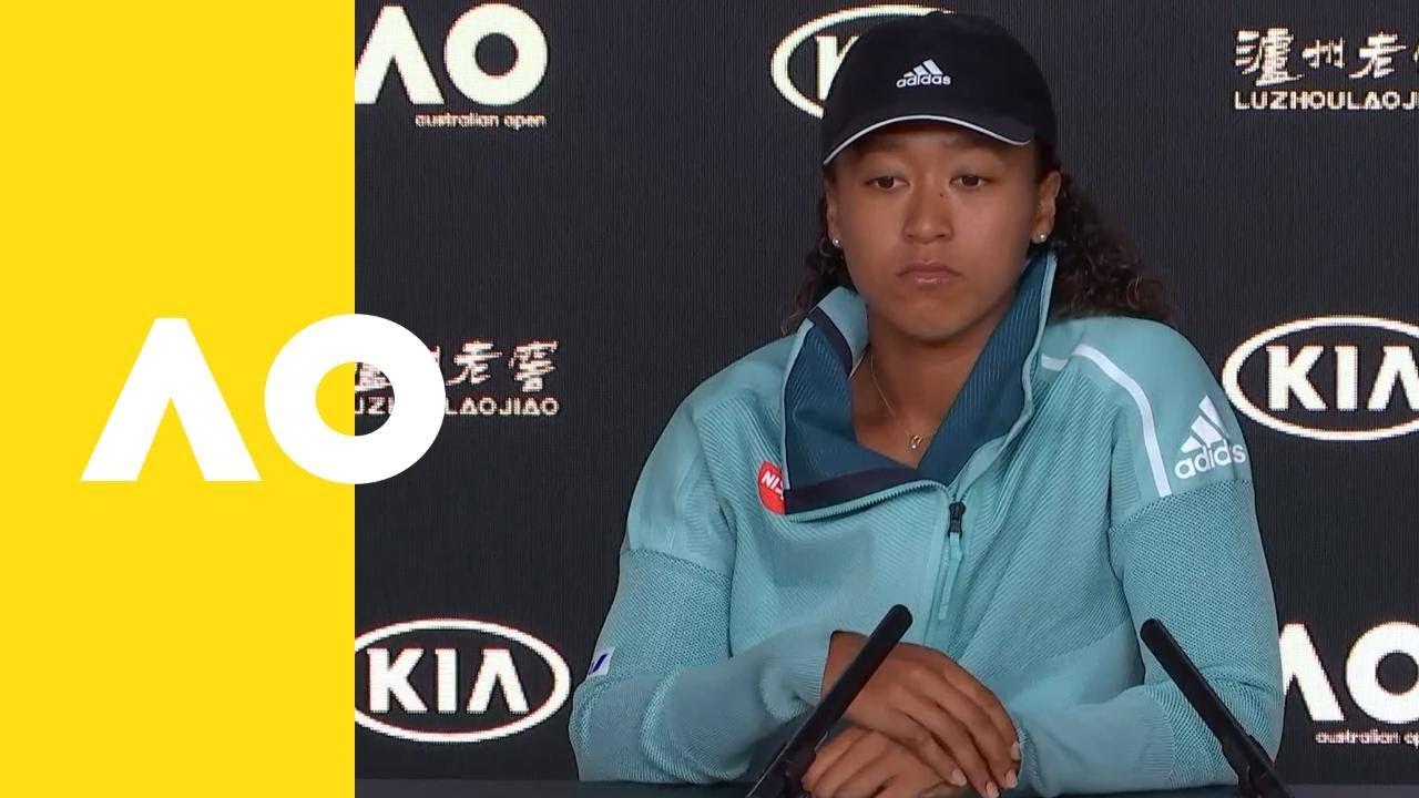 Naomi Osaka press conference (SF) | Australian Open 2019