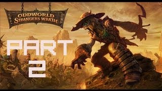 Oddworld: Stranger's Wrath HD Walkthrough - Part 2 Let's Play PS3 PC PS VITA Gameplay